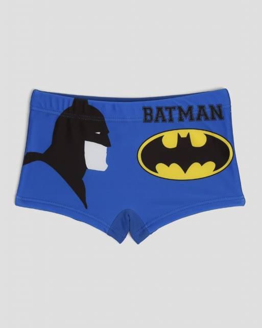 Sunga com estampa do Batman da Riachuelo
