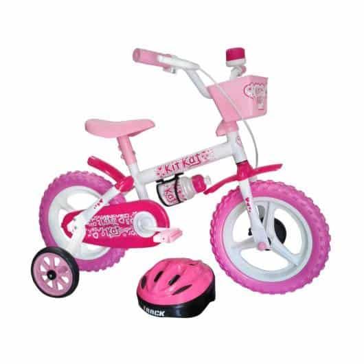 Você também pode comprar acessórios de proteção com bicicleta