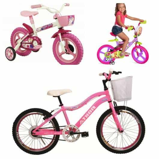 Uma bicicleta pode ajudar sua filha a se exercitar e se divertir