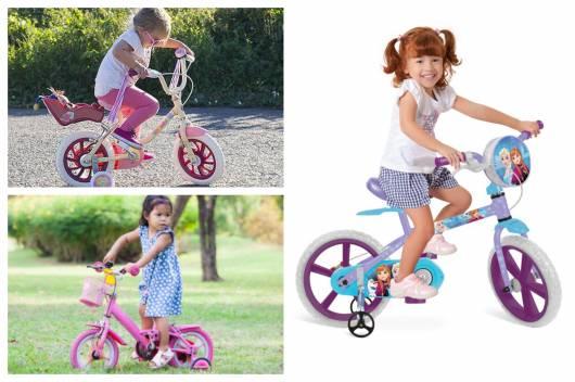 Conheça diversos modelos de bicicletas para meninas