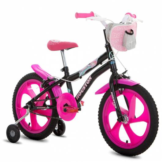 Bicicleta infantil feminina - Ponto Frio