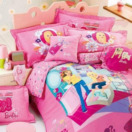 quarto Barbie