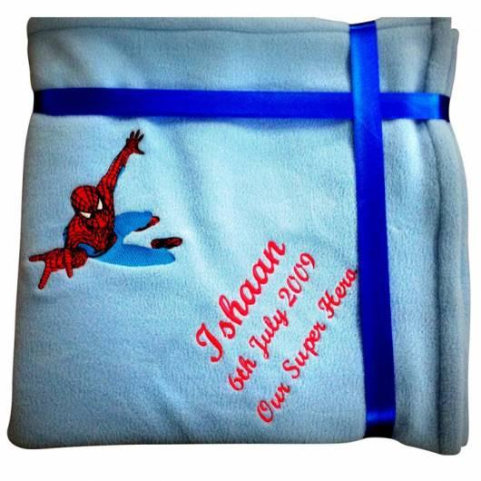 cobertor personalizado menino
