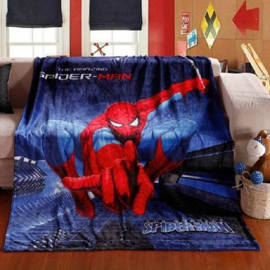 manta Homem Aranha