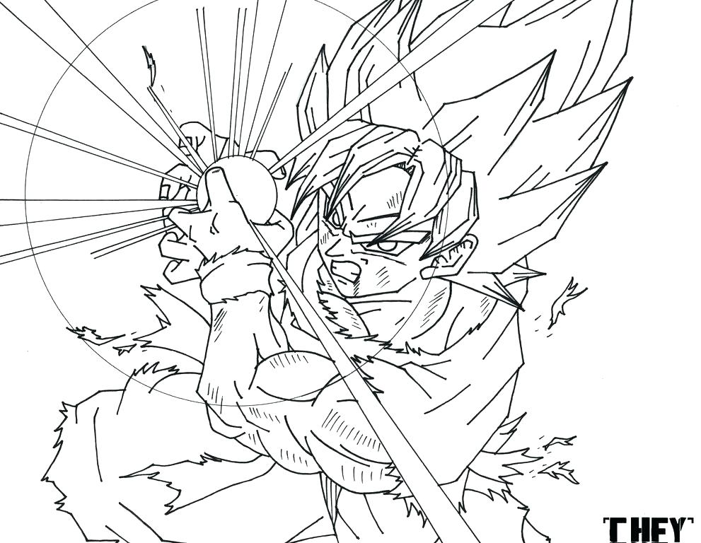 Colorear Dragones Dragon Ball Z Para Dibujos Para Colorear: Imprimir Dragon Ball Super: Dragon Ball Super Dibujos Para