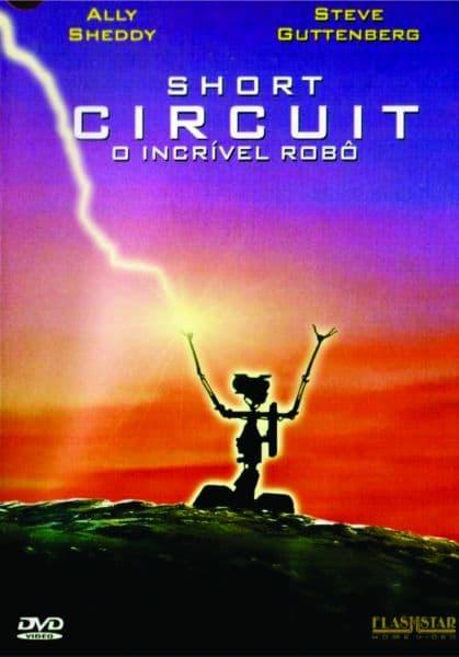 Filmes de Robô Short Circuit: O Incrível Robô