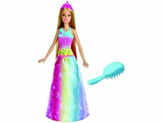 Presente Dia das Crianças para menina Barbie