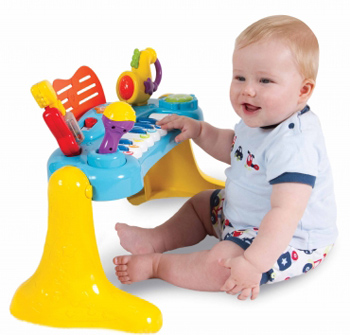 Presente Dia das Crianças para menino mesa interativa