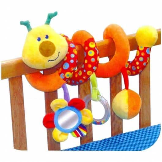 Presente Dia das Crianças para menino brinquedo de berço