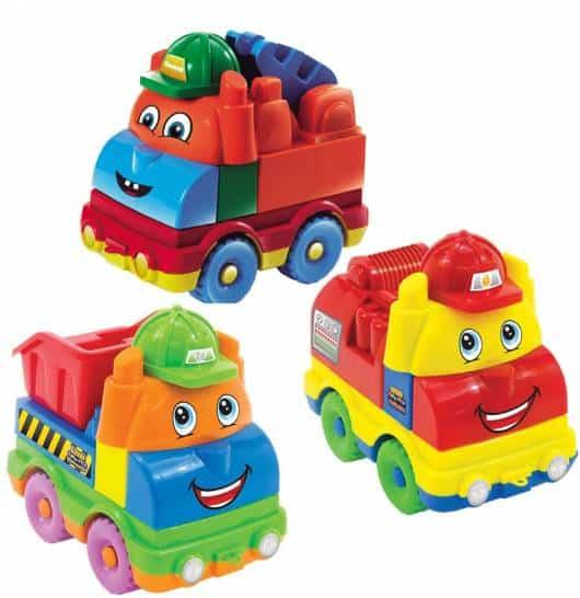 Presente Dia das Crianças para menino carrinho