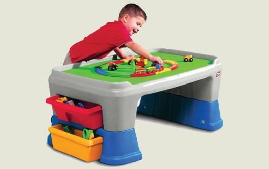 Presente Dia das Crianças para menino pista de carrinho