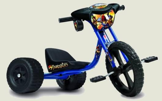 Presente Dia das Crianças para menino triciclo