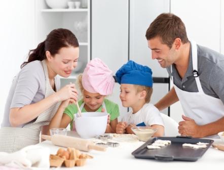 Programação dia das crianças: Aprender a cozinhar