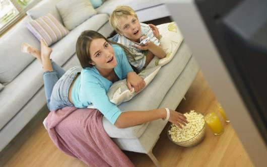 Programação dia das crianças: Assistir filmes
