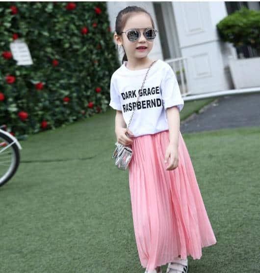 look saia rosa