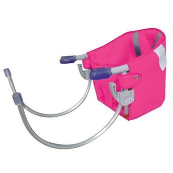 Cadeira de alimentação: Suspensa rosa