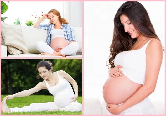 Cólica na gravidez