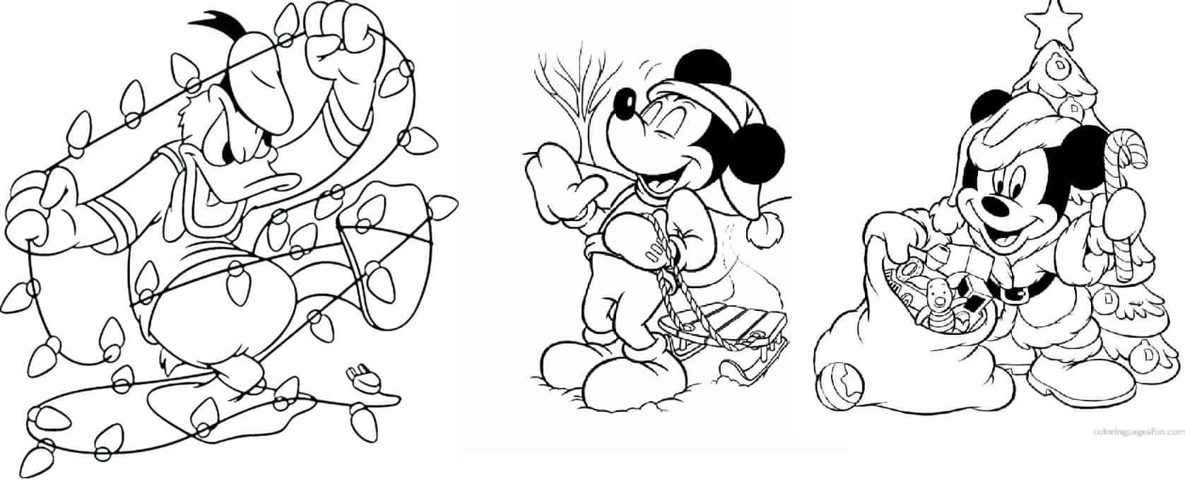 desenhos do Mickey para pintar