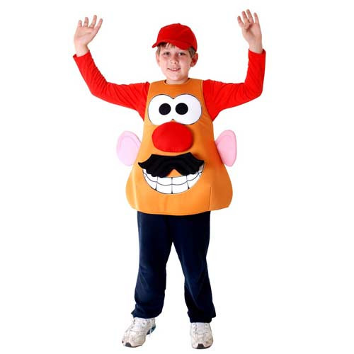 Fantasia Toy Story: Masculina Sr. Cabeça de Batata