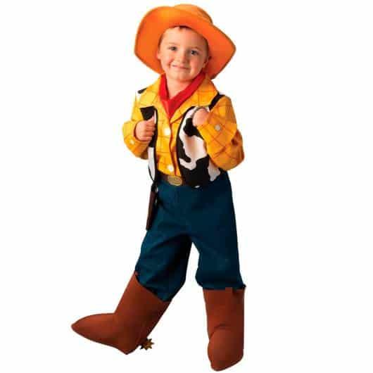 Fantasia Toy Story: Masculina Wood