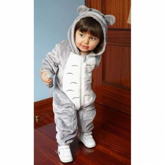pijama macacão para bebê