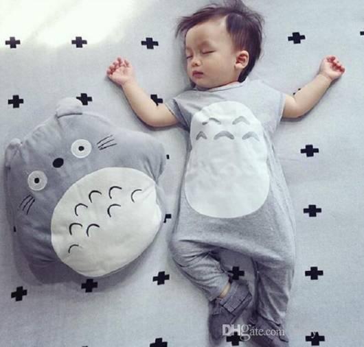 pijama de algodão para bebês