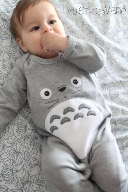 macacão de bebê