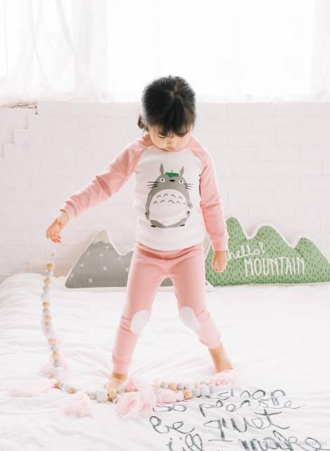 pijama de inverno rosa