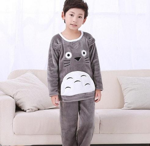 pijama de plush
