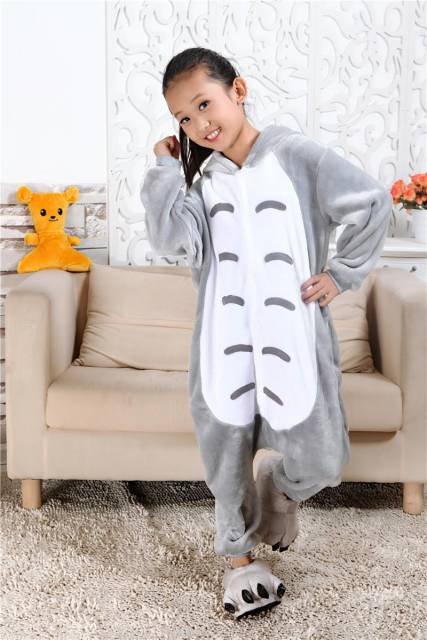 pijama com pantufa