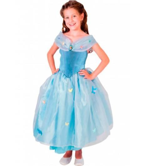 Fantasia Cinderela para crianças