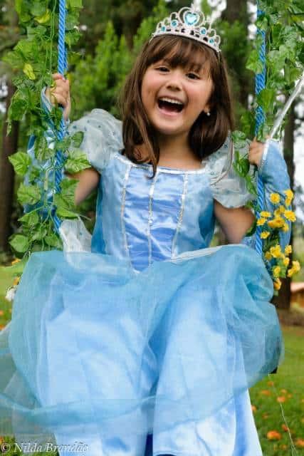 A Cinderela é uma das princesas mais populares