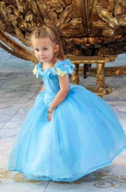 A Cinderela é uma princesa que faz o maior sucesso atualmente