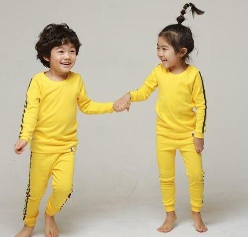 Pijama Pikachu Infantil de algodão