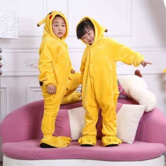 lojas para comprar Pijama Pikachu Infantil