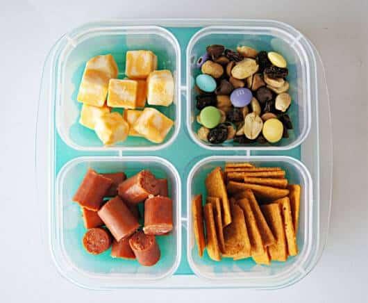 Fortaleça a alimentação da criança também no lanche escolar