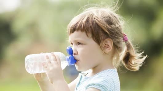 Nada é comparado à água fresquinha!