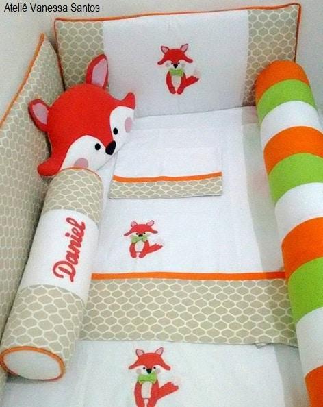 quarto de raposinha