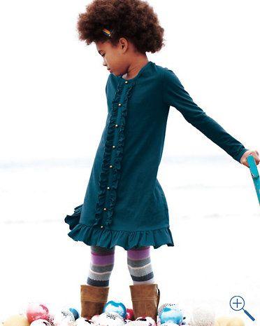 meia-calça com listras coloridas