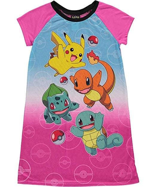 Camisola do Pokemon