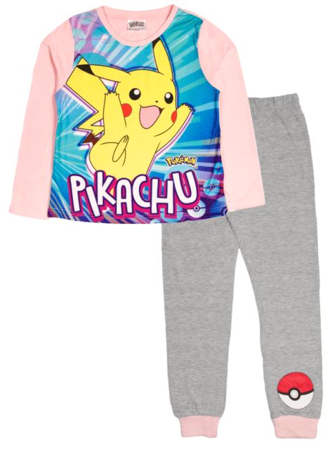 Mais um modelo de pijama lindinho do Pokemon feminino