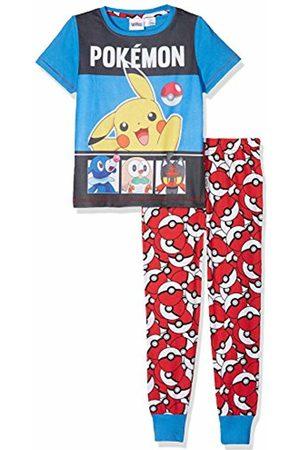 Pijama multicolorido do Pokemon