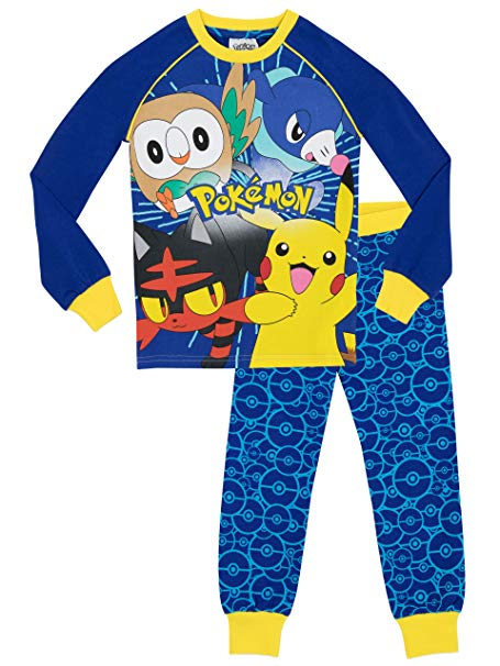 Sugestão de pijama lindo para meninas do Pokemon