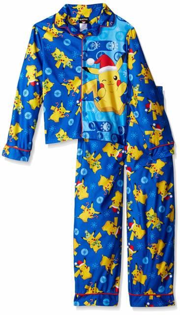Pijama bem divertido para fãs de Pokemon