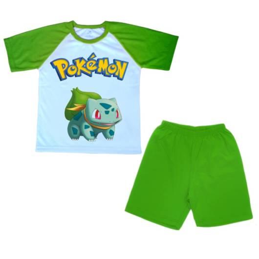 Atualmente há pijamas do Pokemon de diversas cores