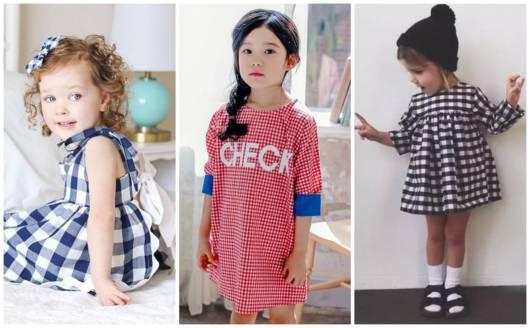 Vestidos xadrez não são só para usar na festa junina!
