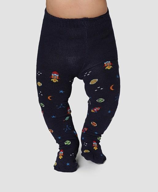 Modelo de meia calça perfeita para meninos