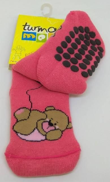 meias antiderrapantes