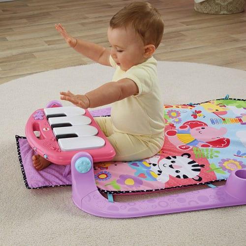 Tapete de atividades: com piano