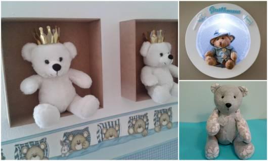 Ideias inspiradoras de ursos para nichos